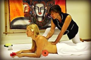 Kalari massage Tenerife