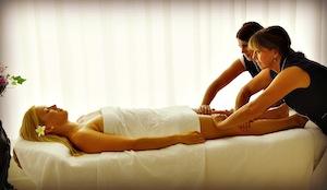 Tenerife Abhyanga 4 hands massage